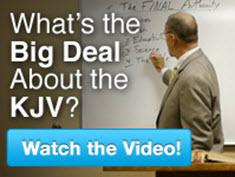 Big Deal KJV
